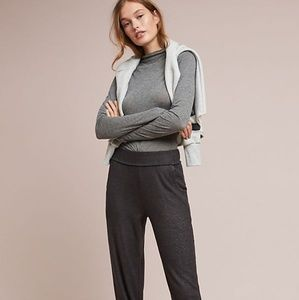 Anthropologie Jones CloudFleece Joggers